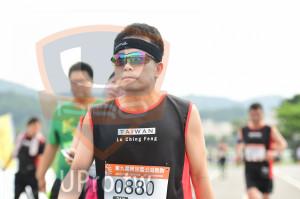 終點3(中年人):TAIWAN,Lu Ching Feng,第九屆阿甘盃公益路跑,0880