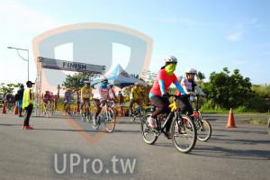 噶瑪蘭自行車賽會場及終線(JEFF):FINISH