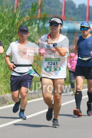小碧潭公園附近-1():2018momo愛媽咪公益路跑,1241,10K,黃子芸