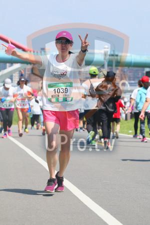 小碧潭公園附近-4():201 8momoiehitA萱路跑,1039,10K
