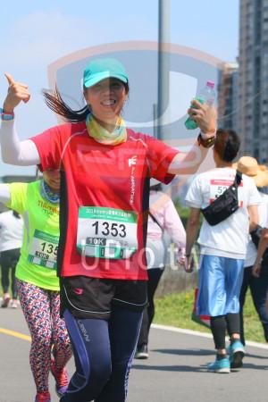 小碧潭公園附近-5():TIAn,2018momo愛媽咪公益,1353,10K,鄧淑美,13,鉋