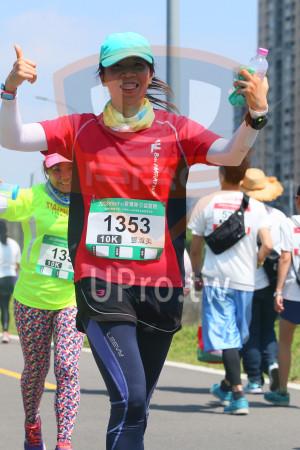 小碧潭公園附近-5():2018momo愛媽咪公益路跑,1353,10K,鄧淑美,201,完,賽,襛,13