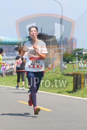 小碧潭公園附近-7():0,2018momo愛掮畔脱貉跑,5383,5K,張玉玲