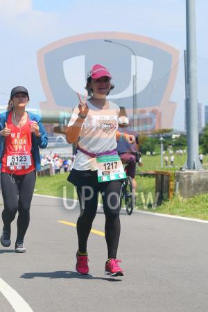 小碧潭公園附近-7():RUN,TPE,201,5123,5K,辛佳怡,1217,10K