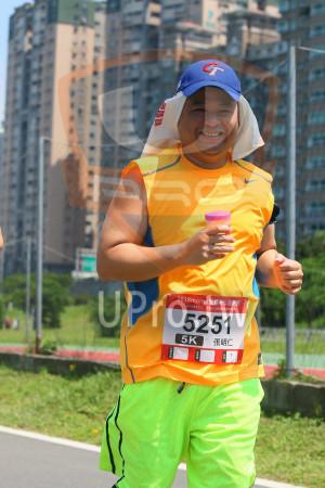 小碧潭公園附近-11():2018-momo愛媽咪公益路跑,5251,5 K,張明仁