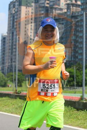 小碧潭公園附近-11():2018momo愛媽咪公益路跑,5251,5K,張明仁