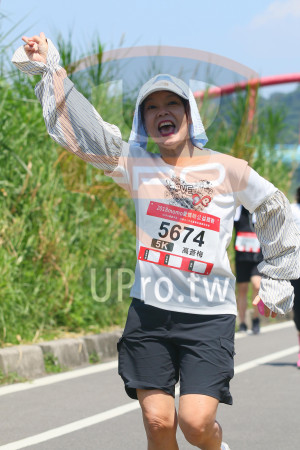 小碧潭公園附近-13():2018momo愛媽咪公益路跑,5674,5K,高蒼梅