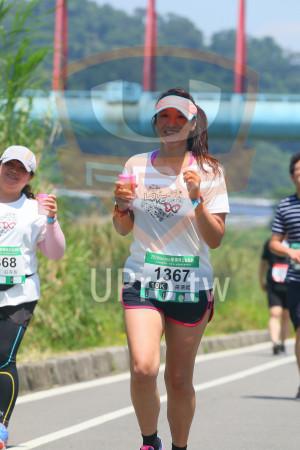 小碧潭公園附近-13():2018momo愛,,公蚕路跑,68,1367,莊家盈,10K,黃珊妮