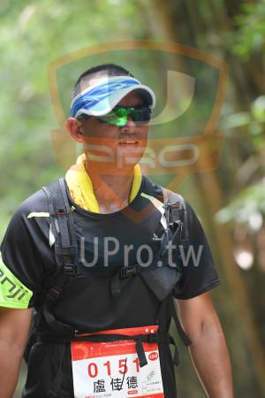綠色隧道6(中年人):2018 Miaoli Tong Ffówer M,1.,42KM,0151,ans Tiger述路跑,男丙組