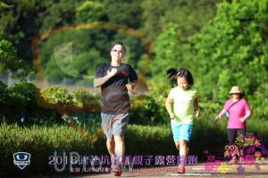第一梯路跑(JEFF):201 8武荖ガ,規子露營
