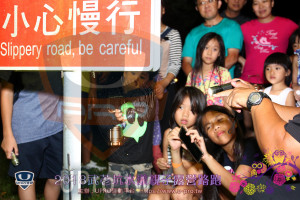 第一梯夜間生態(JEFF):小心慢,Slippery road, be careful,辦: UPRO運動平台漫Https://ww,oro.tw