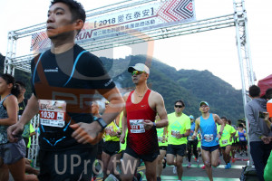 起跑(JEFF):, .. [ 2018愛在泰安.,() 二屆忠訓國際集團路跑活動。