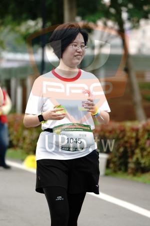 ():新北市樂跑運動推廣協會,12K女D組,林怡宣,1045,新北市議員游輝冗烈感