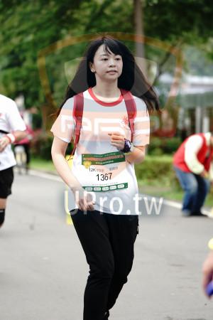 ():1K 女D组,郭倩妤,1367