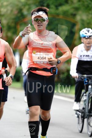 河濱公園- 09:31-10:00(大仟):UPR,HONLUDE MARATHON,る拉松,42K男F組,黃煒勛,4364