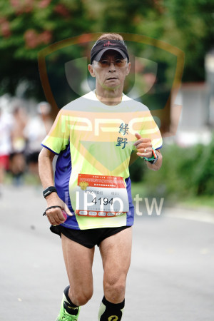 河濱公園- 09:31-10:00(大仟):新北市樂跑運動熊嘴鮭,4194