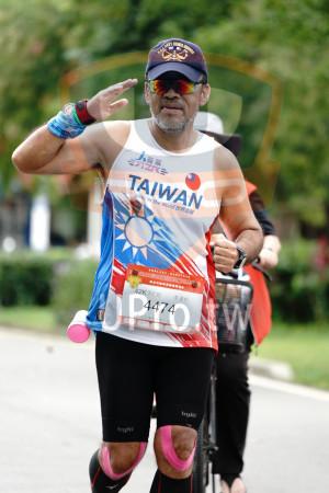 河濱公園- 10:01-10:30(大仟):TAIWAN,pista 'er the World世界走破,42K男C組,李漢彬,4474