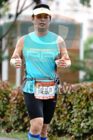 河濱公園- 10:31-11:00(大仟):FOXConn,42K男D組 陳嘉修,4329,癌物