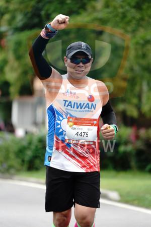 ():TAIWAN,Discover the world世界走破,NONLUDE ARATHON,4475