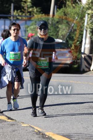 合歡山馬拉松06(Ming Jyun Wang):G 2651,林騰輝,G 2764,陳鈺珊