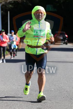 合歡山馬拉松08(Ming Jyun Wang):2018,F 2932,didas runnin