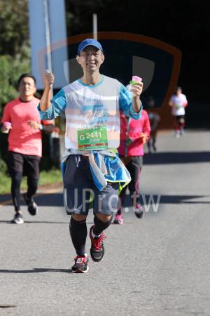 合歡山馬拉松08(Ming Jyun Wang):201,G 2441,呂明俊