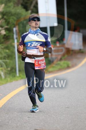 合歡山馬拉松11(Ming Jyun Wang):counly road 136 nill climb,C 454,王國枝