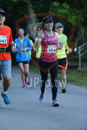 ():42,1女,路跑,504