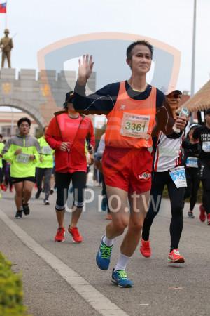 金門馬拉松-古寧頭03(MING JYUN WANG):2019金門馬拉松2,愁,3361,李濤俊,35