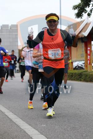 金門馬拉松-古寧頭04(MING JYUN WANG):2019金門馬拉松,熙拉松42.195KM M,268,,鄭敏雄