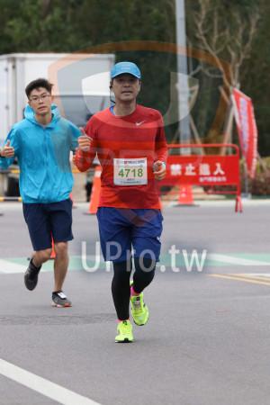 ():200金門馬拉松驄,拉松21.097 5KM,이 4718,禁止進入
