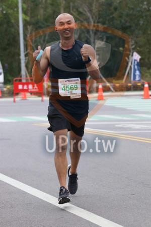 ():2019金門馬拉松,半程馬拉鬆21.0975 KM M,4569,鄭志烽