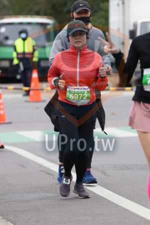 ():2019金門馬拉松,半程馬拉松210975KM,6972,陳慧美