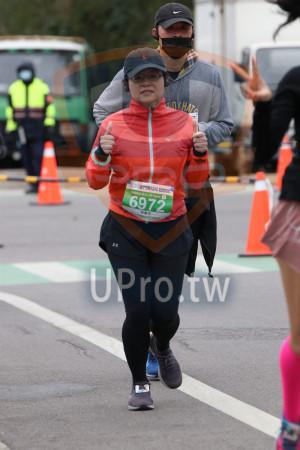 ():SOIO金門馬拉松,程馬拉松210975KM,6972