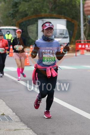 ():RUN FOR,DREAM,2019金門馬拉松,半程馬拉松21·0975KM D,6353