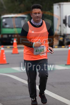 金門馬拉松-終點前500公尺10(MING JYUN WANG):MARATHO,半程馬拉松21 0975KM,4165,黃逸凡