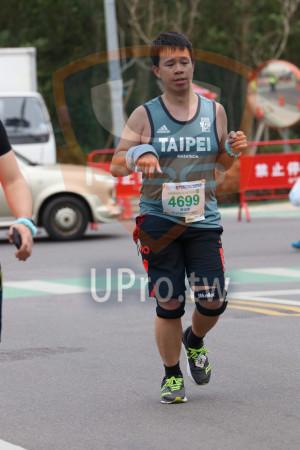 金門馬拉松-終點前500公尺10(MING JYUN WANG):TAIPE,MARATHON,半程馬拉松21 0975KM M,4699,Mueller