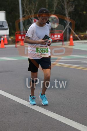 ():2019金門馬拉松,半程馬拉松21·0975KM,7078,普莉閔