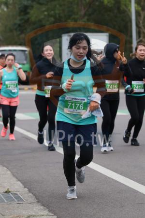 ():半程馬拉松21 0975KM,7176,吳宇茜