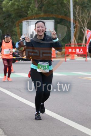 金門馬拉松-終點前500公尺10(MING JYUN WANG):禁止進入,7415