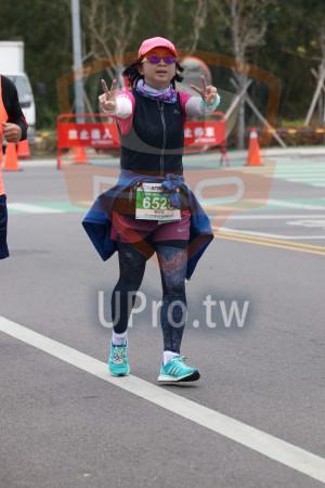 金門馬拉松-終點前500公尺10(MING JYUN WANG):禁止進入,6528,曾紀箴