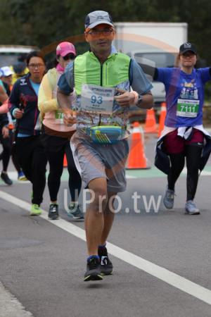 ():2019金門馬拉松,全程馬拉松42.195KM,93,黃金吉