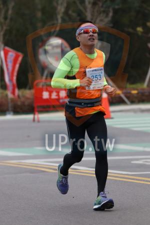 ():2019金門馬拉松,全程馬拉松42.195KM M,253,張世欣