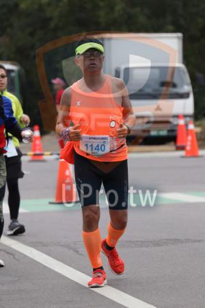 金門馬拉松-終點前500公尺15(MING JYUN WANG):2019金門馬拉松,全程馬拉鬆42.195KM,1140,劉希平