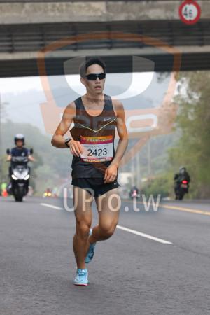 賽道5K處,補給站前01(Ming Jyun Wang):大桔大利,2423