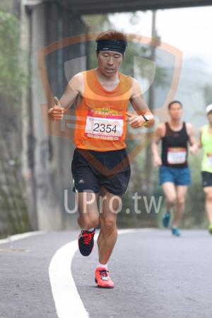 賽道5K處,補給站前01(Ming Jyun Wang):2354