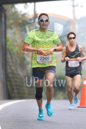 賽道5K處,補給站前01(Ming Jyun Wang):=,21KM半馬組,2265