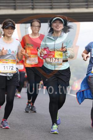 賽道5K處,補給站前04(Ming Jyun Wang):TO 030,VIP,1193,11KM.it t,矩女生組,雌知,1172,tet