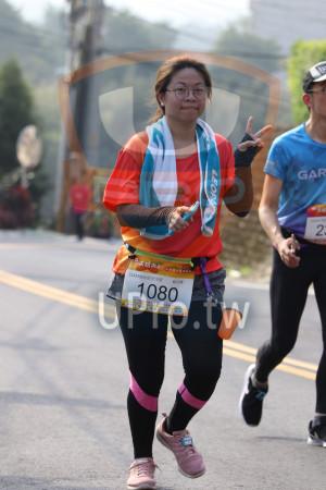 ():GAR,2:,11KM健跑組女生組,蘇芸煇,1080