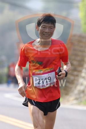 ():21KM半馬組男生組,譚一民,2119